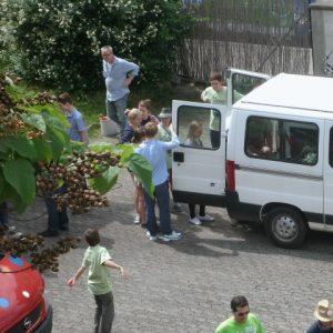 DPSG Pfadfinder St. Bonifatius Heidelberg 72 stunden Sozialaktion